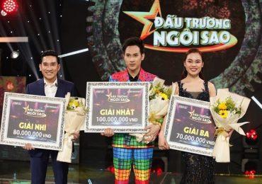 Nguyên Vũ xuất sắc giành chiến thắng 'Đấu trường ngôi sao' mùa đầu tiên