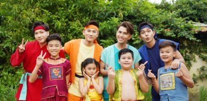 Làng Phan Thị trong phim 'Trạng Tí': Dựng hơn 1 tháng, mưa trôi làm lại!