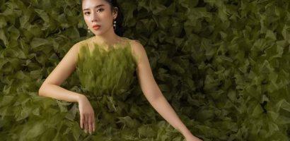 Dương Yến Nhung khoe vẻ đẹp tươi trẻ, tiết lộ hướng phát triển mới trong năm 2021
