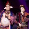 Ngô Kiến Huy hoá Tôn Ngộ Không, Yuno Bigboi hoá Trư Bát Giới quậy tưng bừng sân khấu