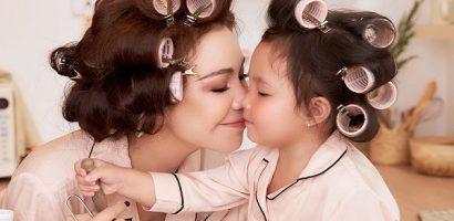 Trà Ngọc Hằng muốn dạy con gái cách tự lập từ nhỏ