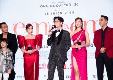 Ngô Kiến Huy kể về kỷ niệm giả gái trong phim mới