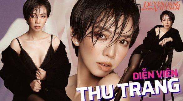 Diễn viên Thu Trang: 'Thay đổi để cuộc sống đổi thay'