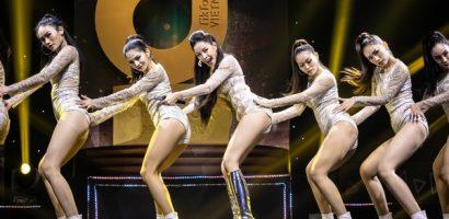 Chi Pu được vinh danh 'Nữ nghệ sĩ ấn tượng' của năm