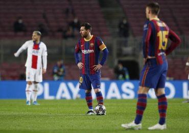 'Tương lai của Messi là PSG'