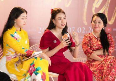 Hồ Bích Trâm bán xe, lấy tiền mời dàn cast 'khủng' đóng phim Tết