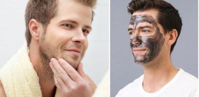 5 bước dưỡng da đơn giản cho nam giới