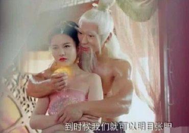 Cảnh nóng phản cảm của Thái Thượng Lão Quân và Bà La Sát chuyển thể từ 'Tây du ký' gây bức xúc