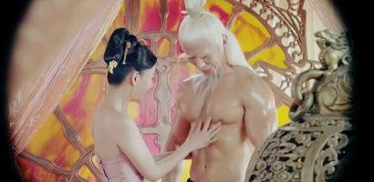 Cảnh ân ái của Thái Thượng Lão Quân và Bà La Sát trong phiên bản 'Tây du ký' gây phẫn nộ