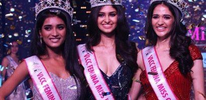 Người đẹp cao 1,76 m đăng quang Hoa hậu Ấn Độ 2020