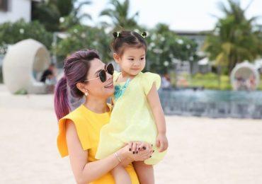 Thanh Thảo: 'Tôi luôn biết cân bằng thời gian cho công việc và gia đình'