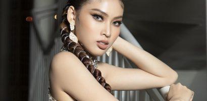 Á hậu Ngọc Thảo chuẩn bị gì để thi Miss Grand International 2020?