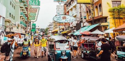 Ý tưởng 'du lịch gợi cảm' ở Thái Lan