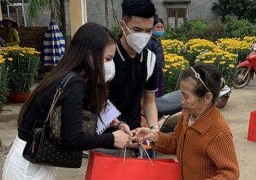 CEO Diễm Nguyễn nỗ lực làm từ thiện, mong người nghèo lạc quan sau những khó khăn