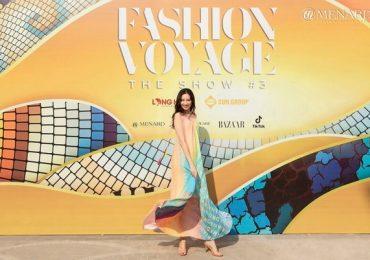 'Fashion Voyage the show #3': 'Điểm chạm' của những giấc mơ đẹp