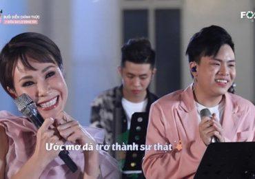 Uyên Linh lần đầu thể hiện sáng tác ưng ý nhất trong sự nghiệp của Hứa Kim Tuyền