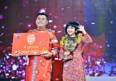 Ngọc Phước đăng quang Cười Xuyên Việt 2020