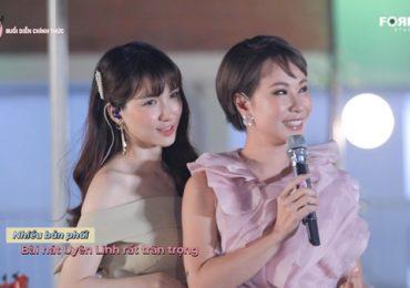 'Xuân hạ thu đông, rồi lại xuân' tập cuối: Hòa Minzy ôm mặt khóc nức nở, Hứa Kim Tuyền ra mắt bản tình ca mới