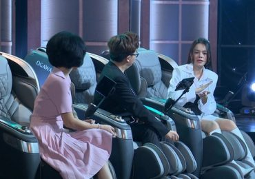 MC Đại Nghĩa, Trác Thúy Miêu và Phạm Quỳnh Anh cùng thảo luận về sự nổi tiếng