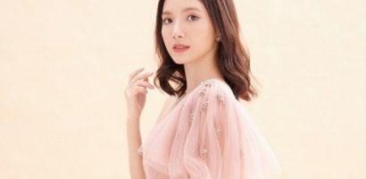 Jang Mi đẹp tinh khôi trong bộ ảnh mừng tuổi mới