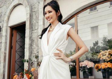 Trương Tri Trúc Diễm: Mặc đẹp tại sự kiện vì không muốn làm khán giả thất vọng