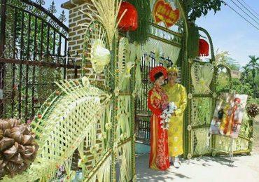 Đám cưới 'xưa' ở miền Tây Nam Bộ, nhớ biết chừng nào