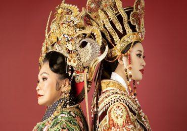 Hoa hậu Khánh Vân hóa thân thành Thái hậu Dương Vân Nga