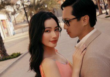 Trương Tri Trúc Diễm: 'Ông xã tạo động lực để tôi trở lại nghệ thuật sau thời gian im ắng'