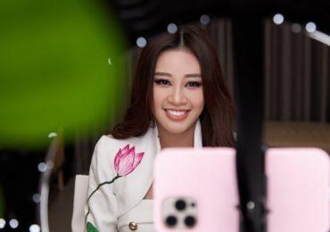 Khánh Vân gây ấn tượng mạnh với Miss Universe cùng lời giới thiệu: 'Người chị lớn của 40 em nhỏ'