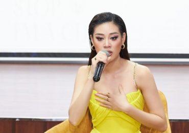 Khánh Vân bật khóc nhớ về hành trình giải cứu trẻ em bị xâm hại
