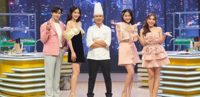 Chị em Nam Anh – Nam Em đại náo 'Căn bếp vui nhộn'
