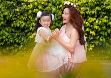 Mang thai lần 3 nhưng Vy Oanh khiến ai cũng phải trầm trồ vì nhan sắc