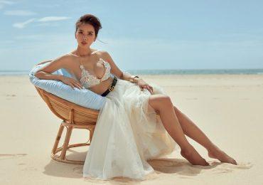 Diện bikini quyến rũ, Bella Mai khoe trọn thân hình nóng bỏng