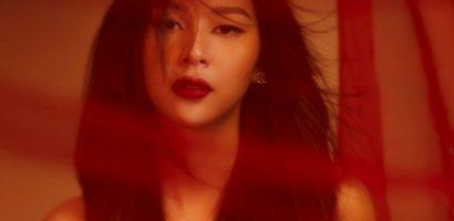 Phí Phương Anh hắc hóa trong teaser MV 'Răng khôn'
