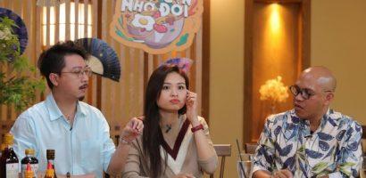 Lê Lộc tiết lộ chuyện tình cảm ngọt ngào với Tuấn Dũng trên sóng truyền hình
