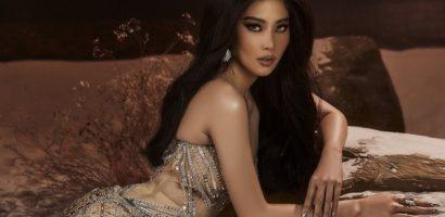 Lệ Nam biến hoá, bùng nổ năng lượng tại cuộc thi Hoa hậu Hoàn vũ Việt Nam 2021