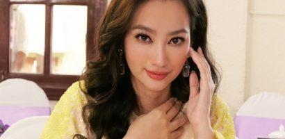 Trương Tri Trúc Diễm kể về kỷ niệm thời thi Miss Earth 2007