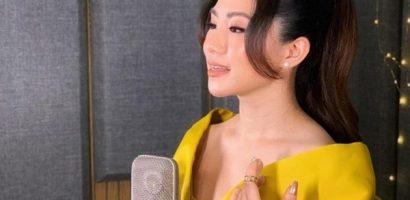 Lương Bích Hữu dành nhiều tình cảm để hát 'Ngày mai tươi sáng'