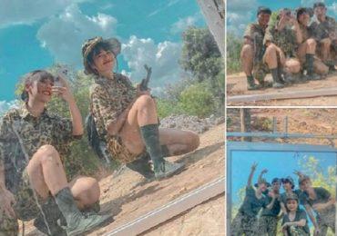 Dương Hoàng Yến 'chơi lớn' rủ ê-kíp 'Sao Nhập Ngũ 2021' hội ngộ trong MV mới?