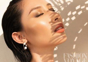 Nhật ký chăm sóc da của người mẫu Fashion Voyage