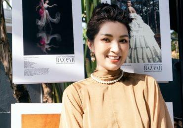 Nguyễn Hồng Nhung: Cuộc sống bình yên là nền tảng để tôi làm nghề