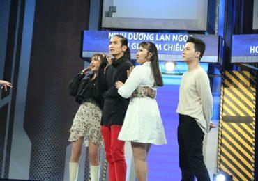 BB Trần và Ngọc Phước 'náo loạn' gameshow