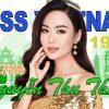 Vĩnh biệt 'Đóa hoa đẹp nhất năm 1994' – Nguyễn Thu Thủy