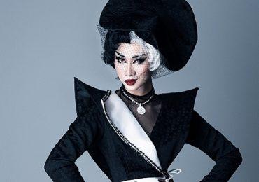 Hải Triều 'lộc xác' với hình ảnh ác nữ Cruella