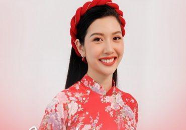 Bài hát do Á hậu Thuý Vân sáng tác được chính thức phát hành toàn cầu