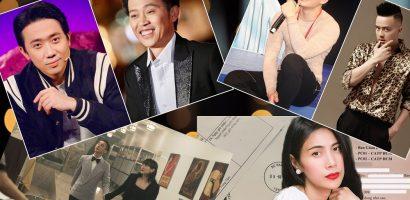 Điểm lại những ồn ào của giới giải trí Việt nửa đầu 2021