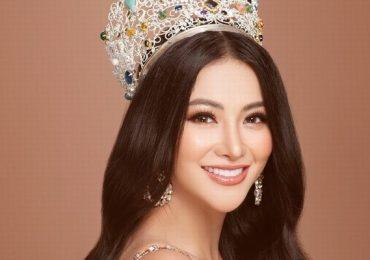 Hoa hậu Phương Khánh trở thành giám khảo Miss Earth Philippines 2021
