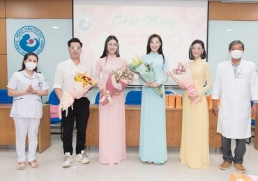 Hoa hậu Đỗ Hà, Á hậu Phương Anh, Kiều Loan tri ân y bác sĩ nơi tuyến đầu chống dịch