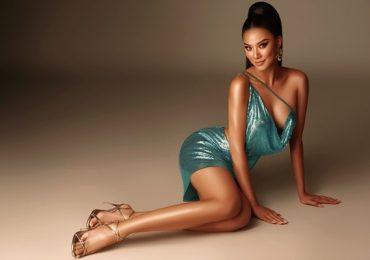 Kim Duyên chuộng phong cách sexy mừng tuổi mới