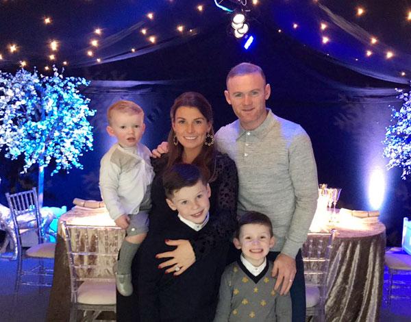 Rooney khao khát có thêm con gái, vợ khẳng định không đẻ thêm